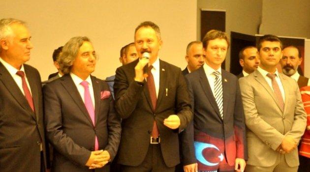 AK Parti Tekirdağ İl Başkanlığı istişare toplantısı