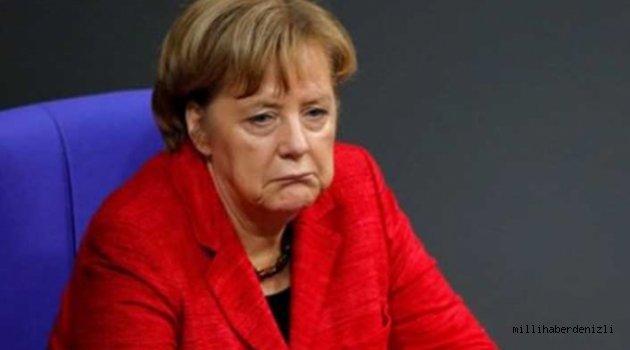 Merkel Kornavirüs mü kaptı ?