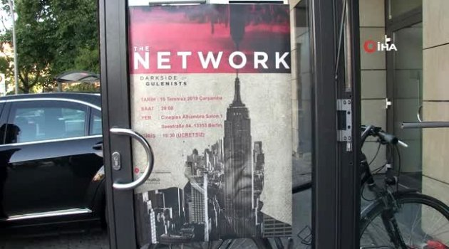 - 'Network' Belgesel Filmi Berlin'de Gösterildi