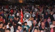 Sivas'ta Binler VATAN Nöbeti Tuttu