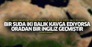 MİLLİ GAZETE'DEN İNGİLİZE TOKAT GİBİ CEVAP!