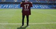 Trabzonspor'da Burak Yılmaz imzayı attı